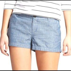🎉5 for $25🎉 Merona Blue Chambray Shorts